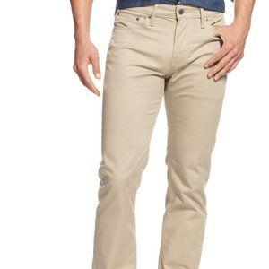 Levi's 511 Slim Fit True Chino Commuter Pants
